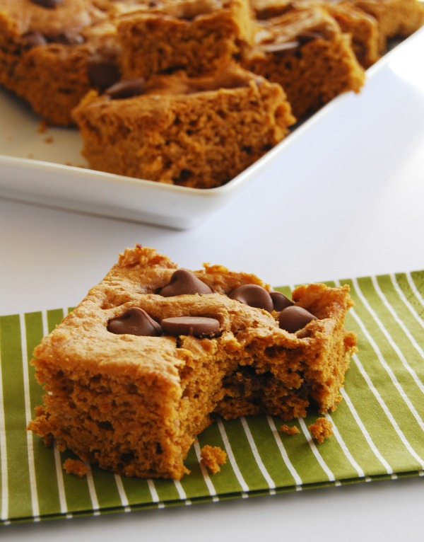 Healthy Pumpkin Bars, Chocolate Chip Pumpkin, Autumn Appetite, The Proper Pinwheel