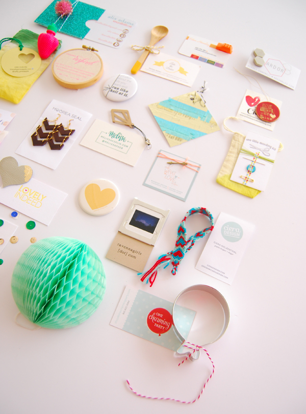 The Business of Business Cards - Best Accessory Alt 2013