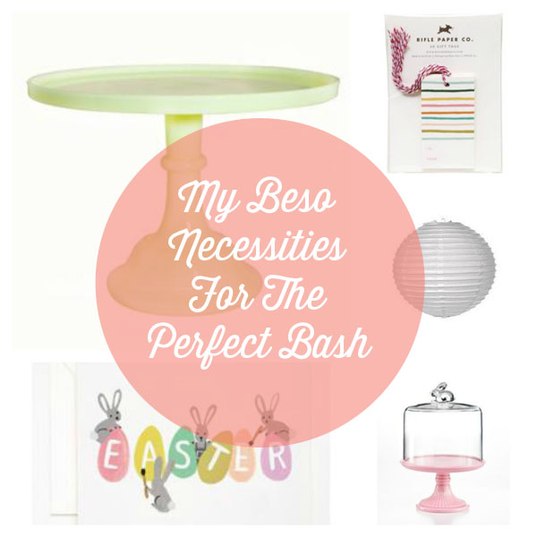 The Proper Pinwheel Party Collection for Beso