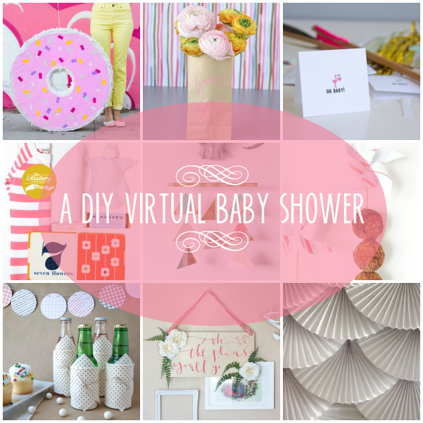 A Virtual Baby Shower For The Proper Pinwheel