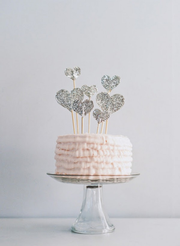 cake toppers by The Paper Pony