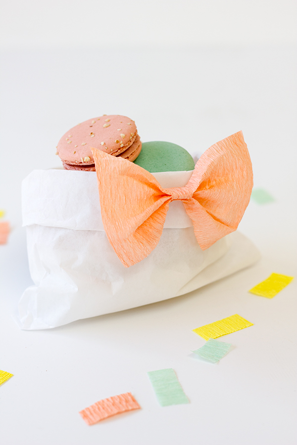 DIY Bow Treat Bags3