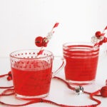 DIY Jingle Bell Straws