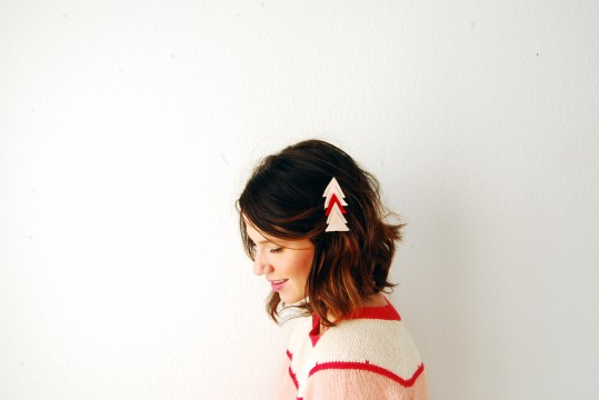 Felt Headband for Valentines Day #DIY #properpinwheel