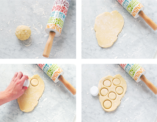 Pie Crust Sugar Cookie | The Proper Pinwheel