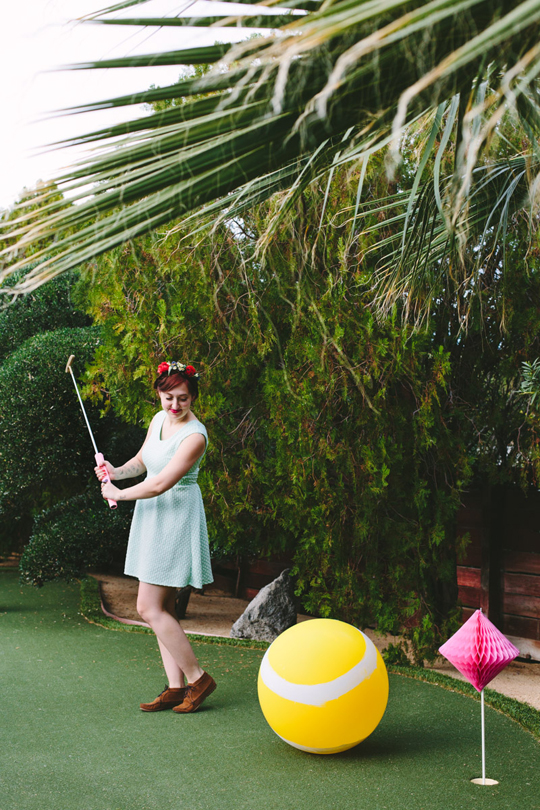 Lifesize Golf/Croquet