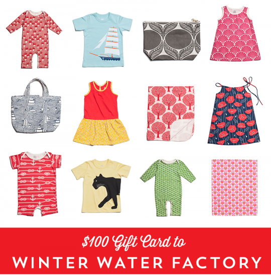 Winter Water Factory Children's Clothing