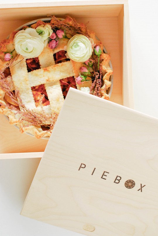 DIY PieBox Liner