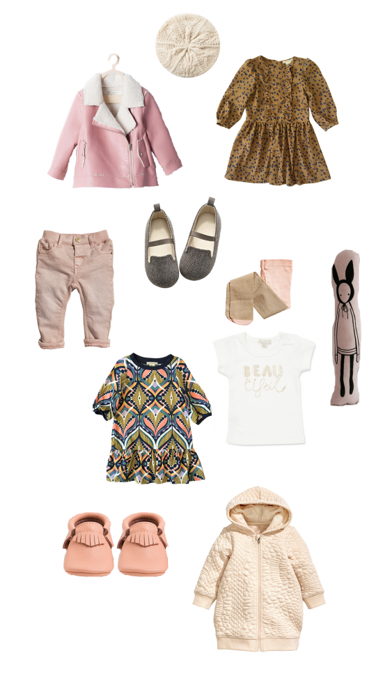 Shopping Guide \\ Toddler Girl