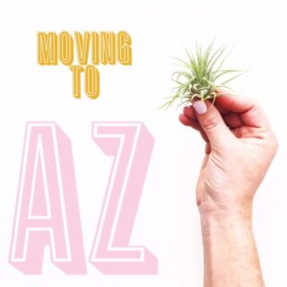 Happenings \\ Moving To Tucson
