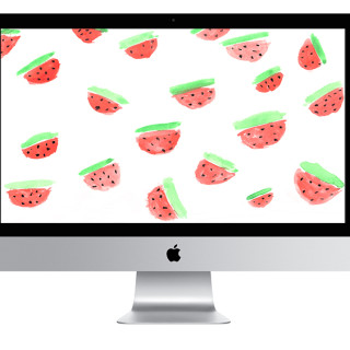 Watermelon Desktop Wallpaper