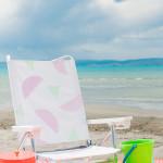 DIY Painted Beach Chairs