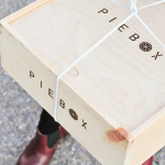 DIY Simple Leather Cord Pie Carrier & A PIEBOX Giveaway