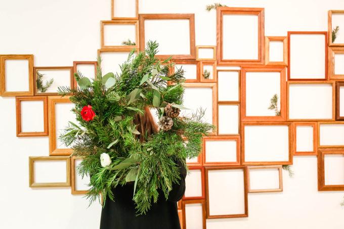 Holiday Wreath Workshop