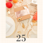 Happy HoliDIY \\ 25 Personalized Holiday Gifts with Cricut